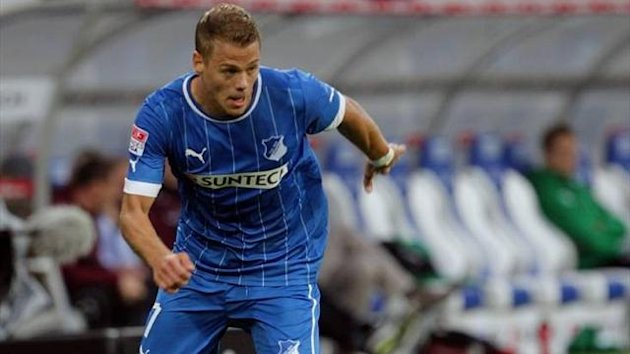 Hoffenheim&#39;s Vukcevic (Imago)
