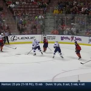 Lightning at Panthers / Game Highlights