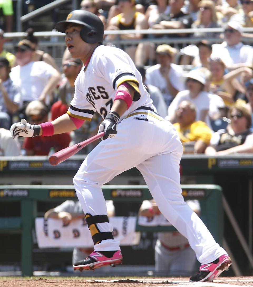 Pirates slip past Cards for 4-3 victory