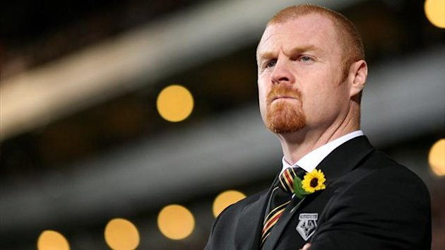 Sean Dyche at Watford, 2012