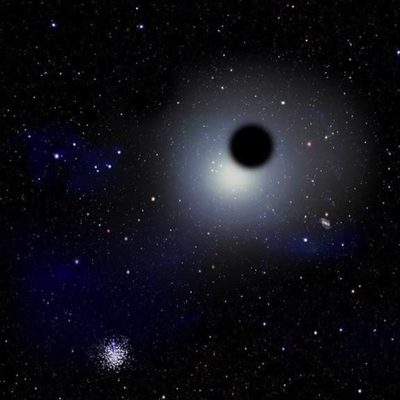 Hunt Is On for 'Rogue' Black Holes