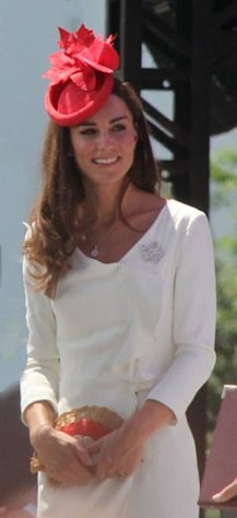 Kate Middleton is pregnant and she'll be a wonderful parent.