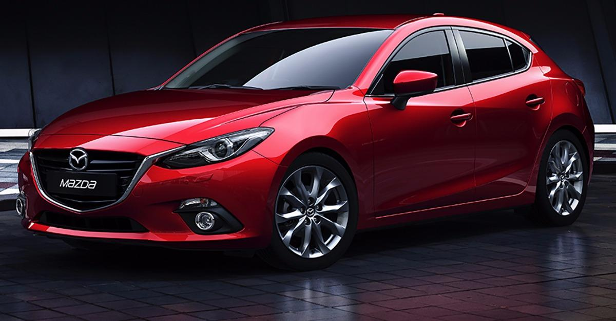 Sensible  But Exciting. MAZDA3