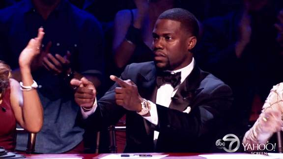 Kevin Hart: Funnest 'DWTS' Judge Ever