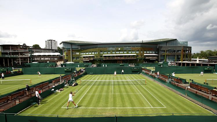 The Championships - Wimbledon 2012 - Previews