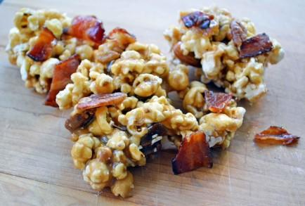 Maple Bacon Popcorn