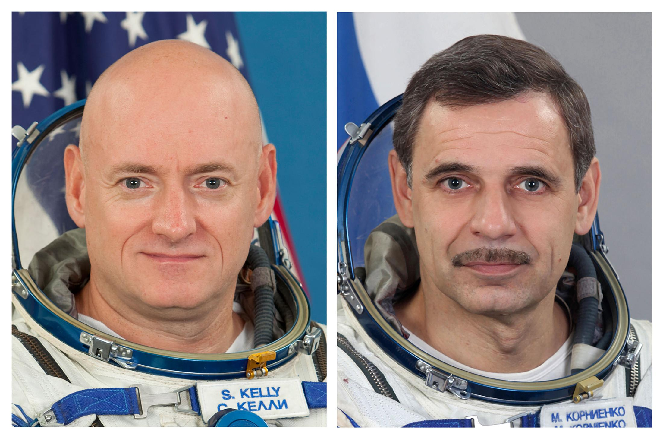 2 astronauts will expand envelope with 1-year spaceflight