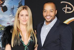 CaCee Cobb, Donald Faison | Photo Credits: Jon Kopaloff/FilmMagic/Getty Images