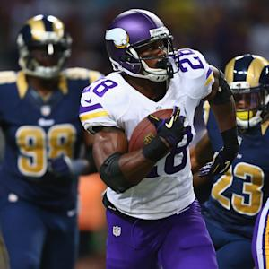 NFL Media's Judy Battista: Minnesota Vikings running back Adrian Peterson had nowhere else to go