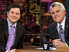 Jimmy Kimmel Bests Leno & Letterman