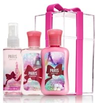bath and bodyworks signature collection mini gift set