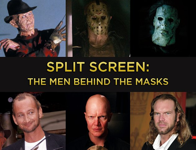 Men Behind the Masks Title Card