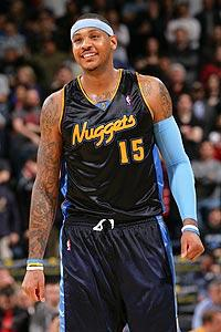 Anthony, Nuggets look ready to part ways
