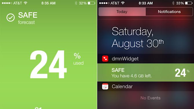 Hands on: This is how awesome widgets are going to be in iOS 8