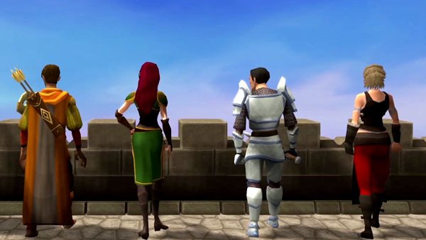 Runescape 3 Launch Trailer