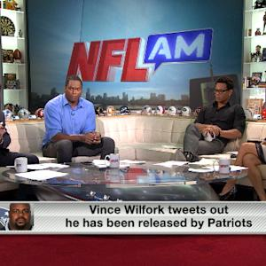 Vince Wilfork tweets out he won't return to the Patriots