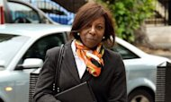 Judge Constance Briscoe In Court Over Huhne Case