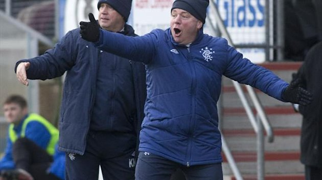 Ally McCoist believes his side have adapted to the Third Division