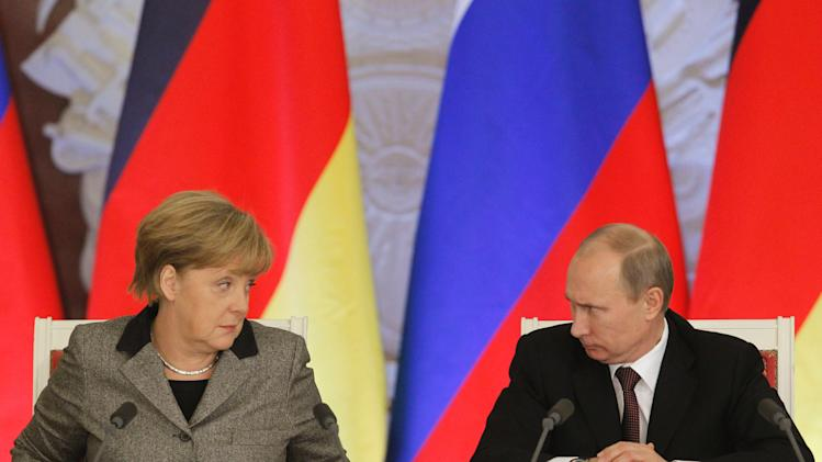 Why Europe Is Hesitant to Punish Russia