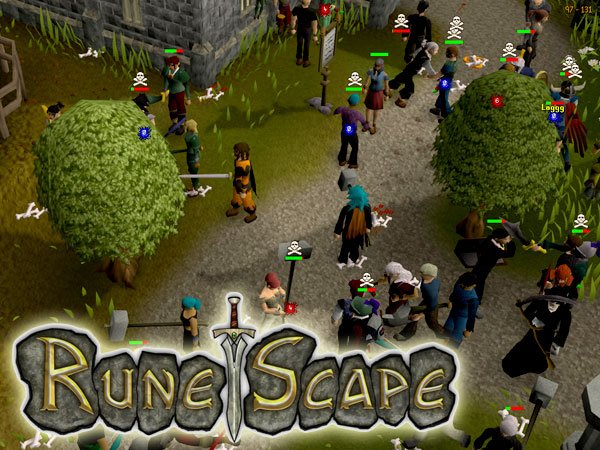 RUNESCAPE -- The great-grandaddy of free online worlds, Runescape is probably older than many of its players. It runs in a browser, so almost any computer can play it -- and with over 100 million registered players, it dwarfs even World of Warcraft.