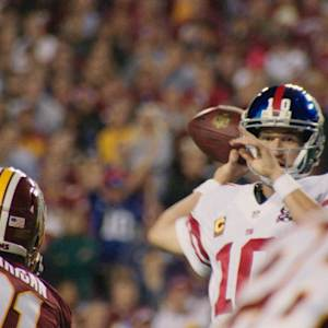 'Inside the NFL': Giants vs. Redskins highlights