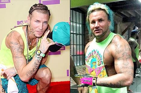 Riff Raff Is Ripped and Unrecognizable, Rapper Gains 55 Pounds of Muscle: Photos