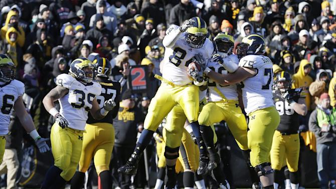 Everything else pales as Michigan game approaches