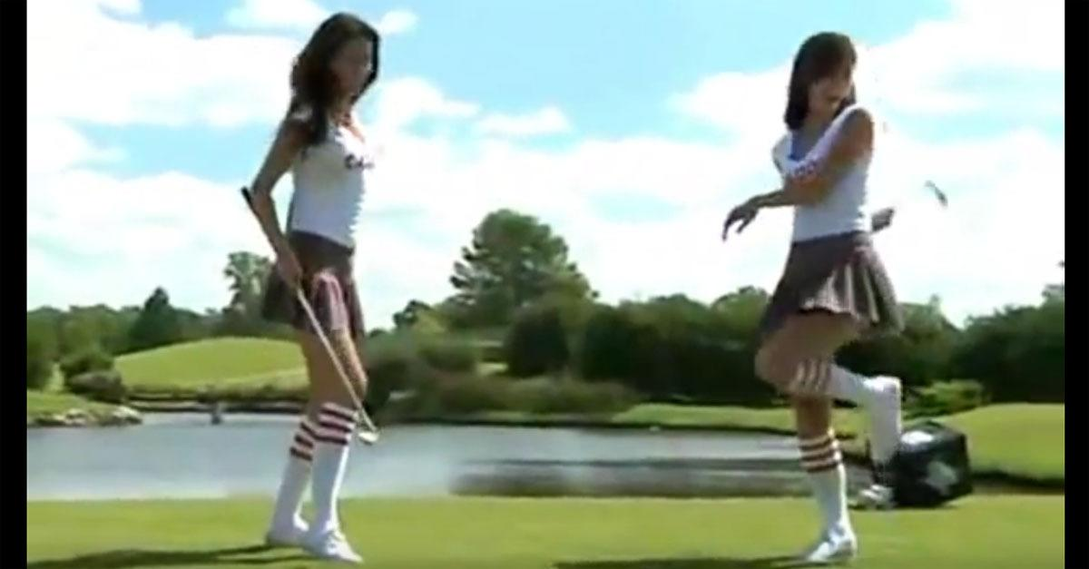 Must See Golf Trick Shots!