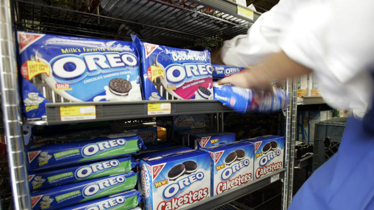 Nelson Peltz wants PepsiCo to buy Mondelez