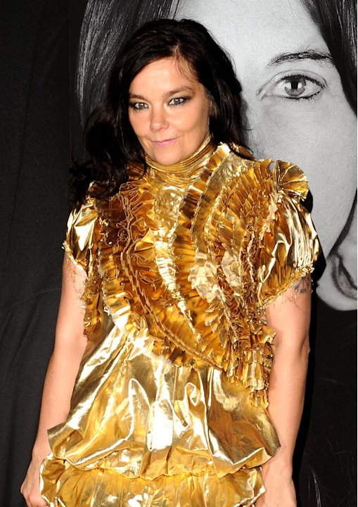 Bjork MOMA Closing Marina Abramovich