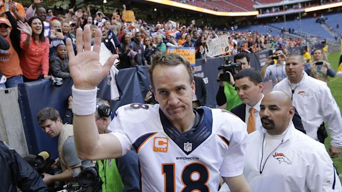 Broncos ready for rematch with rival Chargers