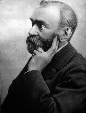 "FILE - In this undated portrait, Swedish chemist and industrialist Alfred Nobel (1833-1896) is shown.  Guessing the Nobel Prize winners is a bit like forecasting the stock market: the sages don't seem to do it any better than the layman. So when you hear scholars and pundits predicting the Higgs boson particle will be the theme of the physics prize next week, or that an American writer, finally, is due for the literature award, it's good to keep their track record in mind. ""My top candidate has never won, and it's the fourth year I've been doing it,"" admits Norwegian peace researcher Kristian Harpviken, one of the most frequently cited commentators on the Nobel Peace Prize. (AP Photo)"