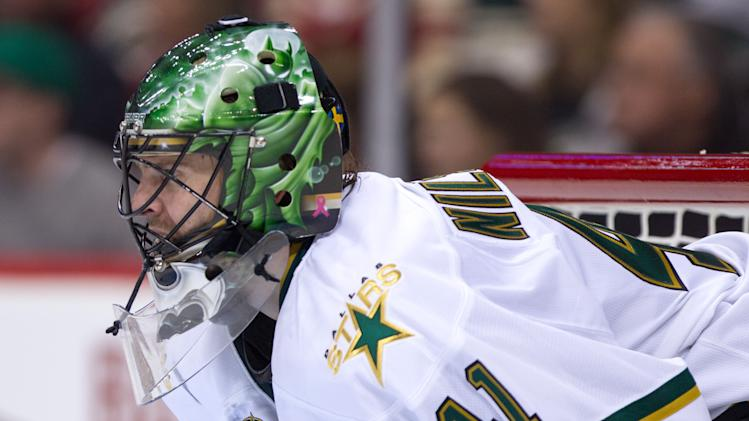 NHL: Dallas Stars at Minnesota Wild