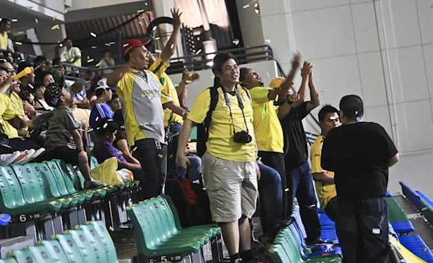 Lim wants to increase average attendance to 2,000 fans (Yahoo! Photo/Marianne Tan)