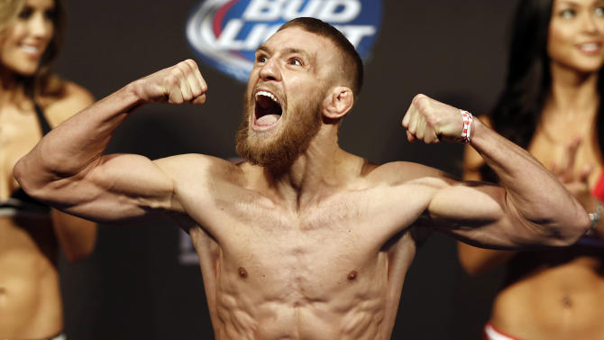 MMA: UFC Fight Night 26-Weigh-ins