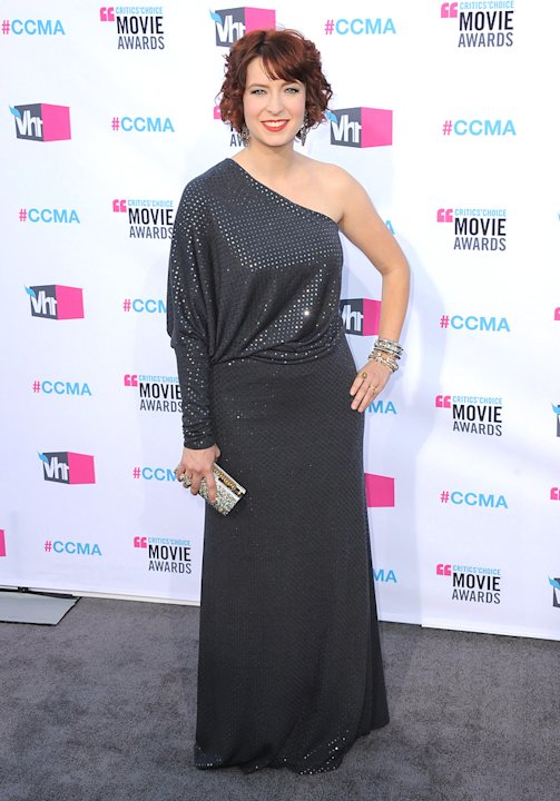 2011 Critics Choice Awards 2012 Diablo Cody