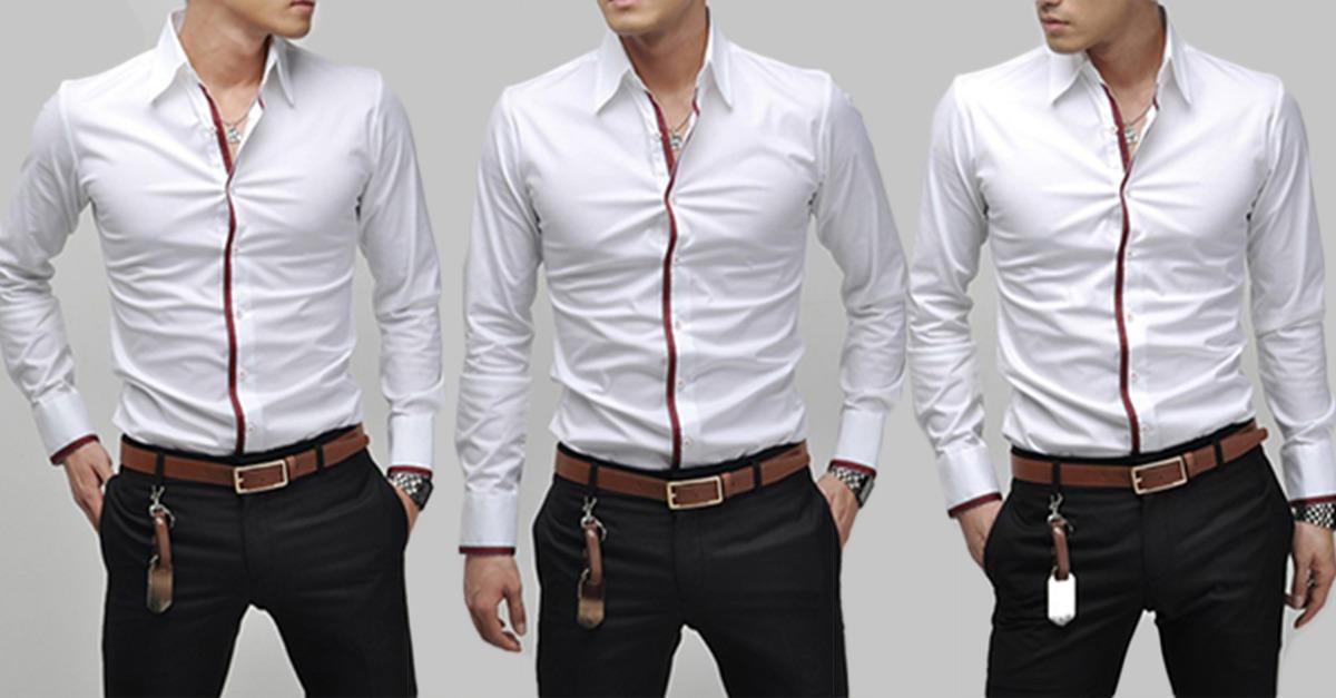 Hot Selling Men's Shirt From $6