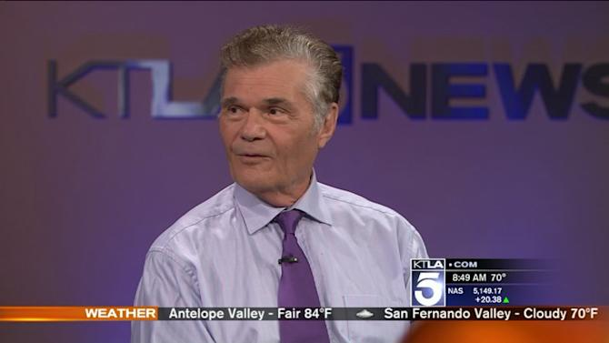 Fred Willard Invites Everyone to the CATbaret!