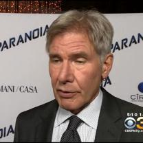 Actor Harrison Ford Survives Plane Crash
