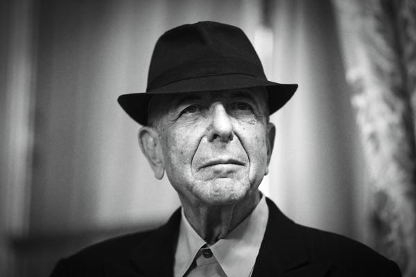Exclusive Book Excerpt: Leonard Cohen Writes 'Hallelujah' in 'The Holy or the Broken'