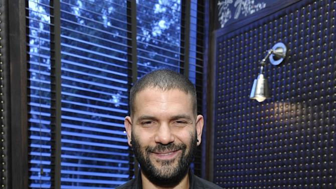 Guillermo Diaz at Lollipop Theater Network's 'Scandalicious May' , on Wednesday, May, 8, 2013 in West Hollywood (Photo by Eric Charbonneau/Invision for Lollipop Theater/AP Images)