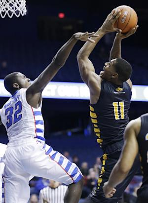 Brown, Southern Miss top DePaul 75-68