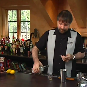 Hurricane - The Cocktail Spirit with Robert Hess - Small Screen