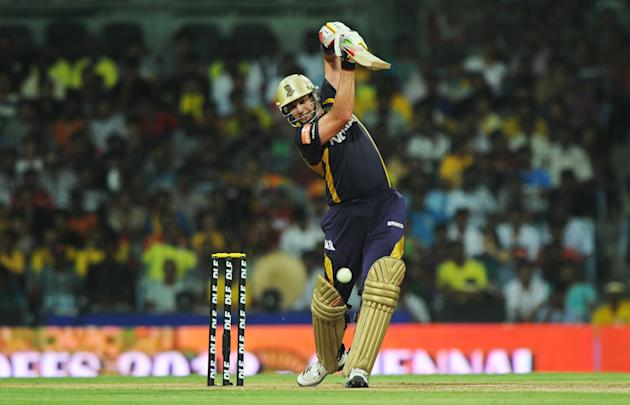 Kolkata Knight Riders batsman Jacques Ka