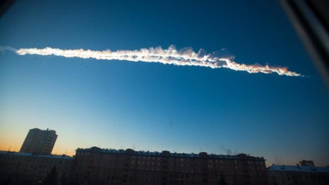 Scientists estimate the meteor moved throughout the atmosphere at a rate of 13 to 19 kilometers per second.