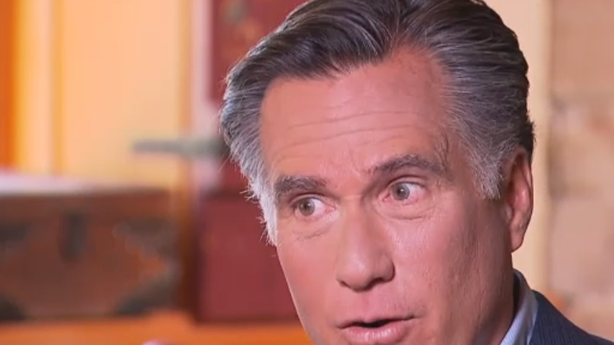 Romney Wishes Hurricane Sandy Hadn't Happened Because It Hurt His Chances