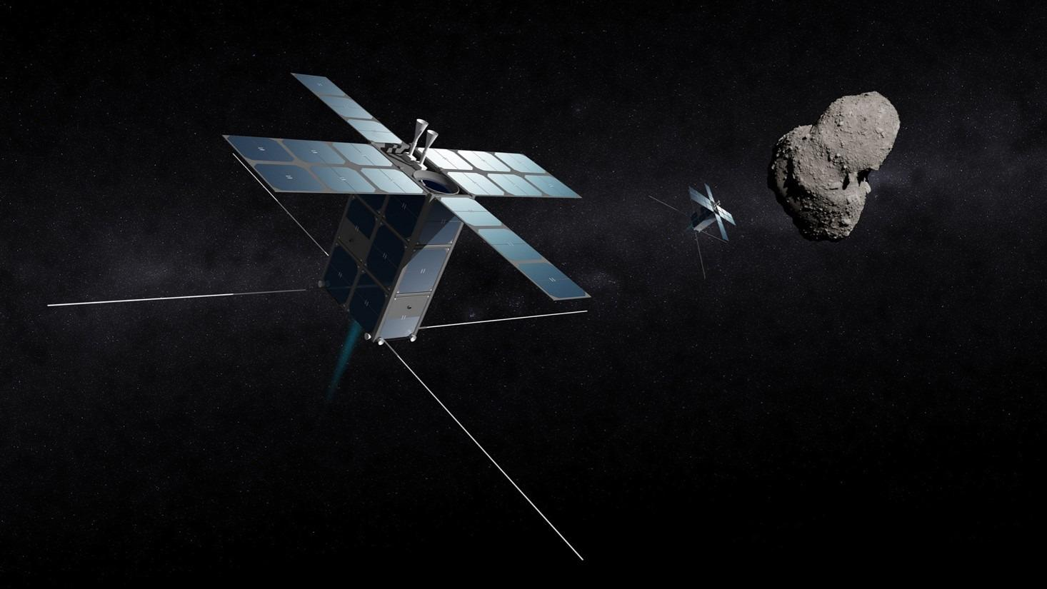 A tiny European nation is about to do big things for asteroid mining