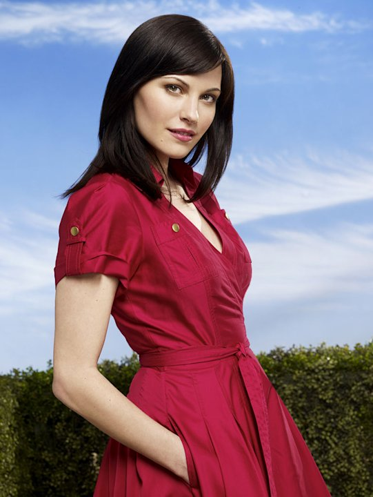 Jill Flint as Jill Casey on &quot;Royal Pains.&quot; 