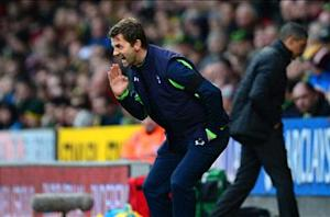 Tottenham boss Tim Sherwood: Gap to Liverpool looks big