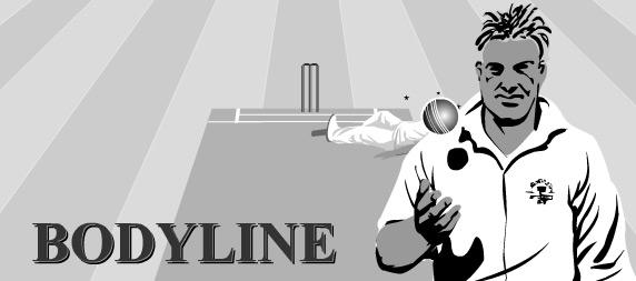 Yahoo! Cricket Timepass games - Bodyline